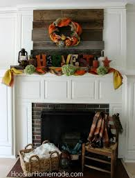 Easy Crafts To Decorate Your Home Tips For Fall Decorating Hoosier