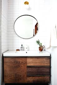 Wooden Vanity Units For Bathroom by Vanities Contemporary Wood Bathroom Vanity Timber Vanity With
