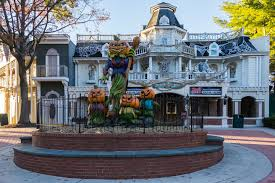 six flags halloween fright fest 2017