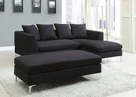 Leather Modern Sofa by Sofa Black Couch Modern Black Sofa Furniture Leather Sofa Black