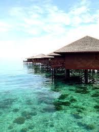 sipadan water village malaysia tripcolor