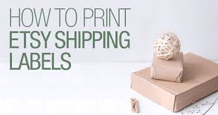 how to print etsy shipping labels onlinelabels