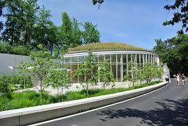 gallery of brooklyn botanic garden visitor center weiss manfredi 3