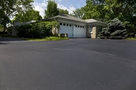 Asphalt Driveway Paving Cost Estimate by Pros And Cons Asphalt Vs Concrete Driveway Angie S List