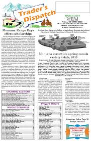 march 2014 by the trader u0027s dispatch issuu