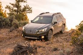 subaru outback lifted off road 2015 subaru outback review autoweb