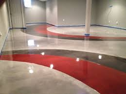 Painted Concrete Basement Floor by 89 Best Metallic Epoxy Flooring Images On Pinterest Epoxy Floor
