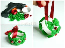 ozdoba na choinkę z makaronu dla dzieci toilet paper roll crafts