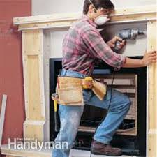 Converting A Wood Fireplace To Gas by How To Install A Gas Fireplace Family Handyman