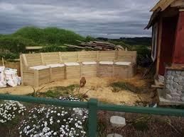 combined garden modular seating retaining wall storage hometalk