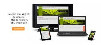 plano web design and development responsive web design responsive website design