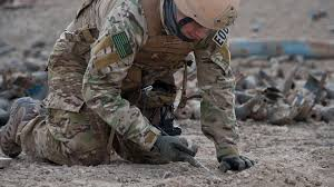 u s air force career detail explosive ordnance disposal eod