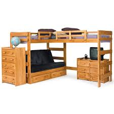 Plans For Bunk Bed With Desk Underneath by Space Saver Cool Space Saver Bunk Beds For Your Home