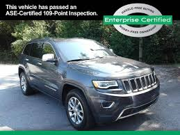 Used Jeep Grand Cherokee For Sale In Columbia Sc Edmunds