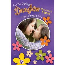 personalised birthday card for my daughter at best prices in india