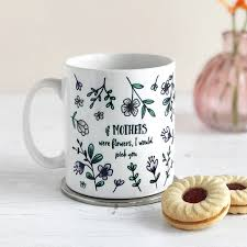 mothers day mugs if mothers were flowers s day mug by cloud 9 design
