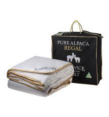 alpaca king bed quilt david jones