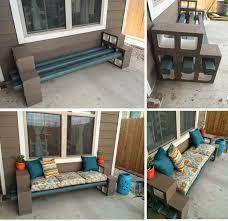 the pry posse diy cinder block bench garden tips and tricks