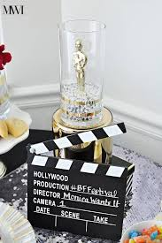 movie awards show party ideas u0026 recipes tutorials movie and