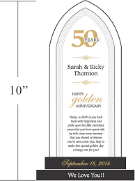 50th wedding anniversary gift etiquette wedding anniversary gift 50 years lading for
