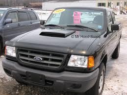 Ford Ranger Truck Colors - ranger hood scoop hs005 by mrhoodscoop