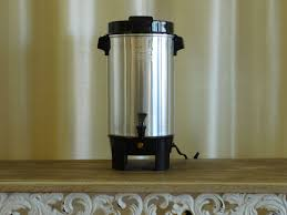coffee urn rental small coffee urn celebrations event rentals and design shoppe
