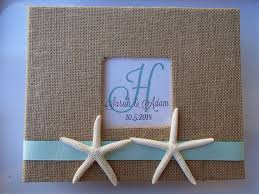 wedding guest book set 12 best guest book images on starfish guestbook and