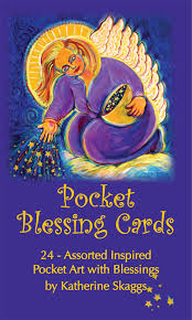 blessing cards pocket blessing cards katherine skaggs