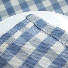 aliexpress buy new mediterranean table cloth blue plaid