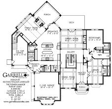 manor house plans flemish manor house plan house plans by garrell associates inc