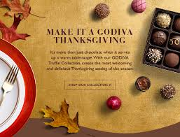 godiva last day 15 select gifts free shipping milled