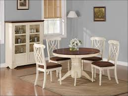 Extendable Bar Table Kitchen Small Dinette Sets Extendable Dining Table Small