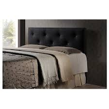 Leather Headboard Queen Bed by Best 10 Black Queen Headboard Ideas On Pinterest How To Cover A