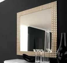 Cermin Senam dekorasi dinding dengan cermin modern yang menarik rancangan
