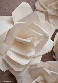 Paper Flowers Video - jumbo paper flower wedding backdrop video lia griffith