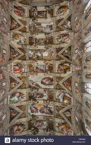 Sistine Chapel Floor Plan The Sistine Chapel Stock Photos U0026 The Sistine Chapel Stock Images