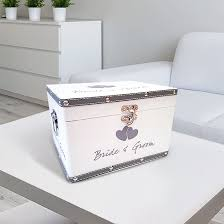 wedding gift keepsake box our large and groom keepsake box is an ideal wedding gift