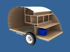 best free teardrop trailer camper plans and walk throughs