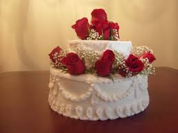 2 tier wedding cake lucy j productions