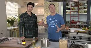 cuisine ricardo des pretzels avec ricardo l anarchie culinaire selon bob le chef