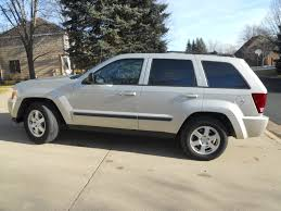 silver jeep grand cherokee 2001 2009 jeep grand cherokee information and photos zombiedrive