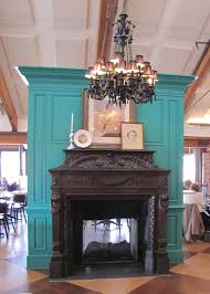 Turquoise Home Decor Accessories by Photos Hgtv Turquoise Fireplace Mantel Decor From Sarah Sees