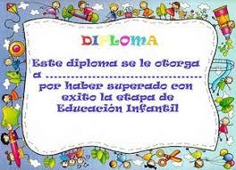 diplomas de primaria descargar diplomas de primaria diplomas para educacion infantil en color imprimir y descargar