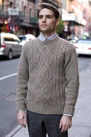 fisherman sweater epaulet crew neck fisherman sweater flecked wheat pd laurie