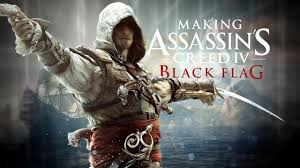 Assassins Black Flag Assassin U0027s Creed 4 Making Of Black Flag Exclusive Gameplay