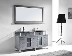 Bathroom Vanities Made In Usa Virtu Usa Md 61 G Gr 001 Virtu Usa Vincente Rocco 59 In