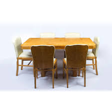 maple dining room furniture dining room antique art deco birdseye maple dining table remodel