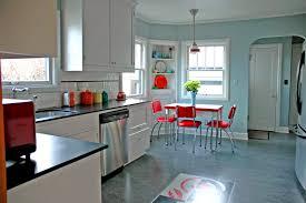 Art Deco Kitchen Cabinets 1929 English Tudor Kitchen Remodel Featuring Custom Art Deco