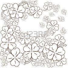 9 072 four leaf clover stock illustrations cliparts and royalty