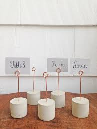 best 25 industrial place card holders ideas on diy